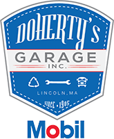 Doherty's Garage Logo
